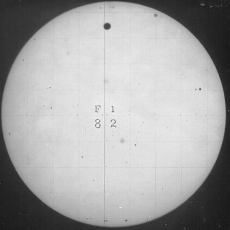 Tránsito de Venus de 1882