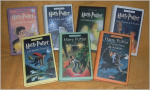 Harry Potter y las Reliquias de la Mente