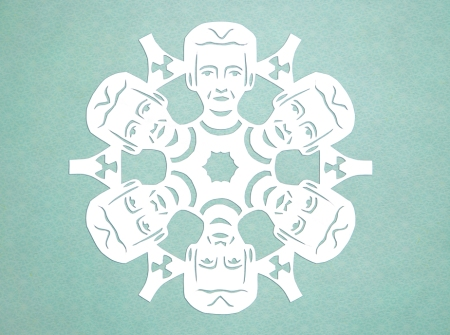 Erwin Schrödinger y la sufrida gata, Symmetry Magazine