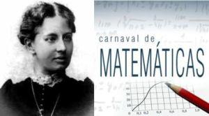Edición 5.X del Carnaval de Matemáticas: Sofia Kovalévskaya