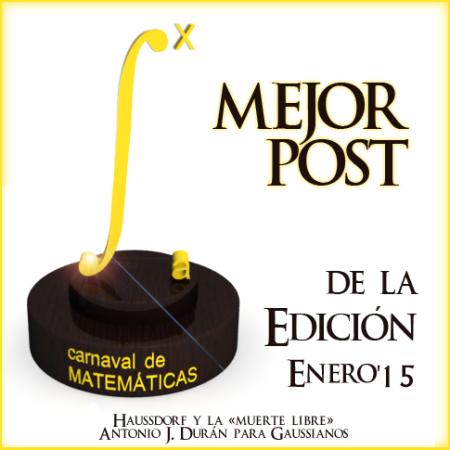Premio CarnaMat 201501