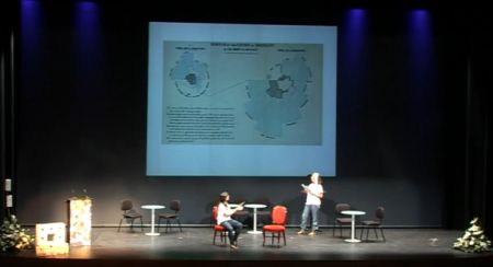 Captura de pantalla de Lo tuyo es puro teatro: la pieza correspondiente a Florence Nightingale