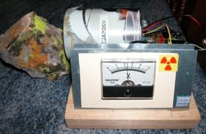 Noticia Nº26: Una lata de té que detecta radiactividad