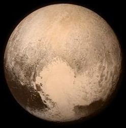 Acercándose a Pluton (13 de julio de 2015)