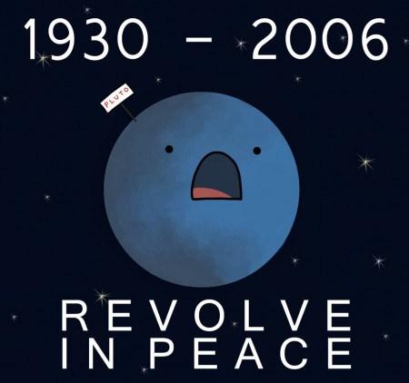 En 2006, Plutón pasó a ser un planeta enano