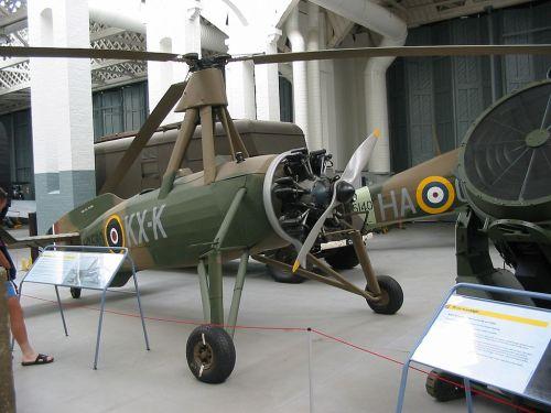Cierva C.30 (Museo Imperial de la Guerra)
