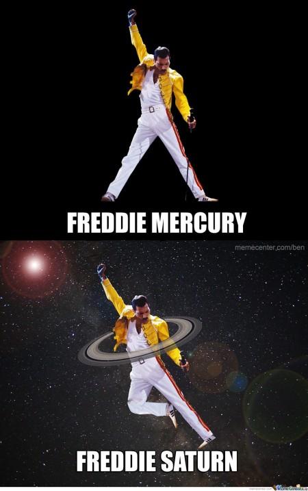 Mercurio vs. Saturno