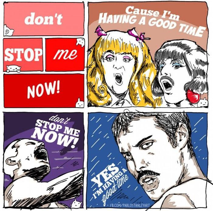 'Don't stop me now': la canción que produce mayor bienestar