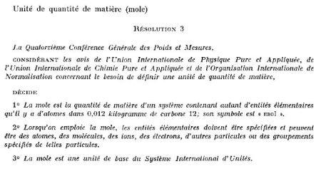Comptes Rendus des Séances de la quatorzième CGPM (Paris, 4-8 octobre 1971), pág. 78