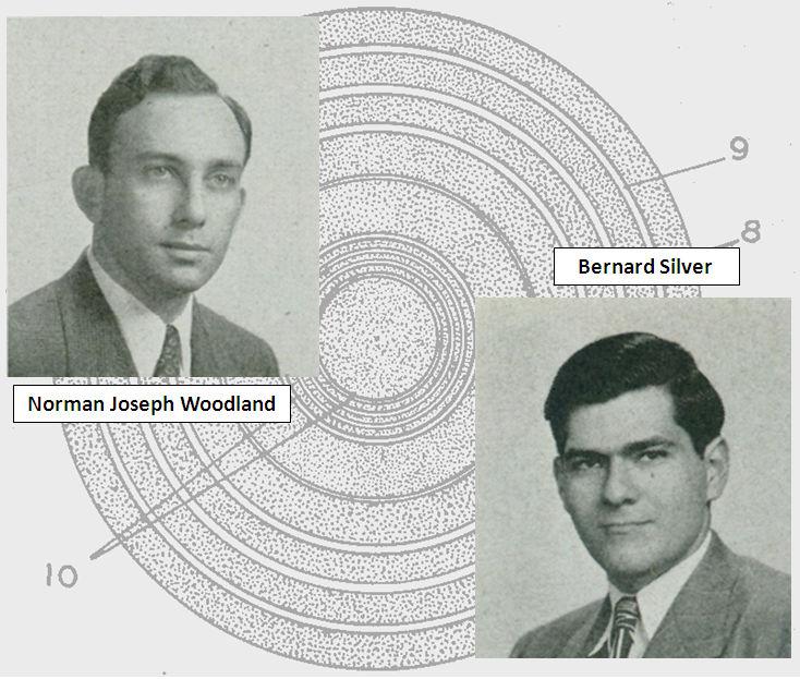 Resultado de imagen para Fotos de la patente del código de barras