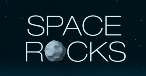 Captura de pantalla de Space Rocks