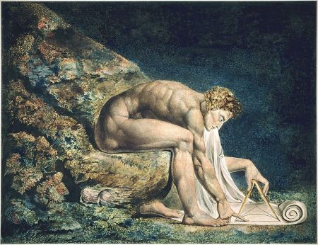 William Blake, Newton (1795)