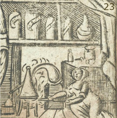Día 23: Greetings from early modern kitchens. © MPG