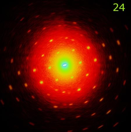 Día 24: Big molecular cinema show. © MPG