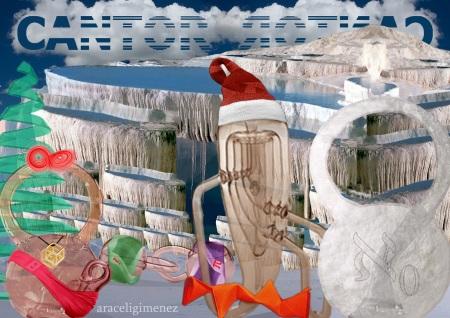 Bon Nadal Topològic'15/ Feliz Navidad'15/ Frohe Weihnachten'15