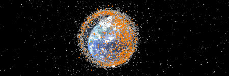 The story of space debris. © RI