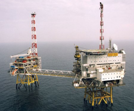 Plataforma Petrolífera de Draupner.