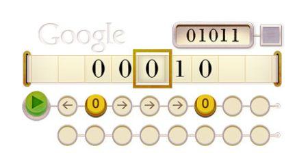100 aniversario del nacimiento de Alan Turing.