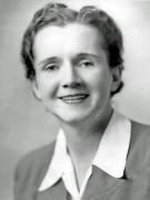Foto de empleada del Servicio de Pesquerías. 1940.