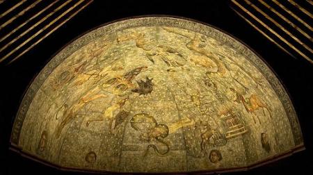 """""""El cielo de Salamanca"""" de Fernando Gallego."""